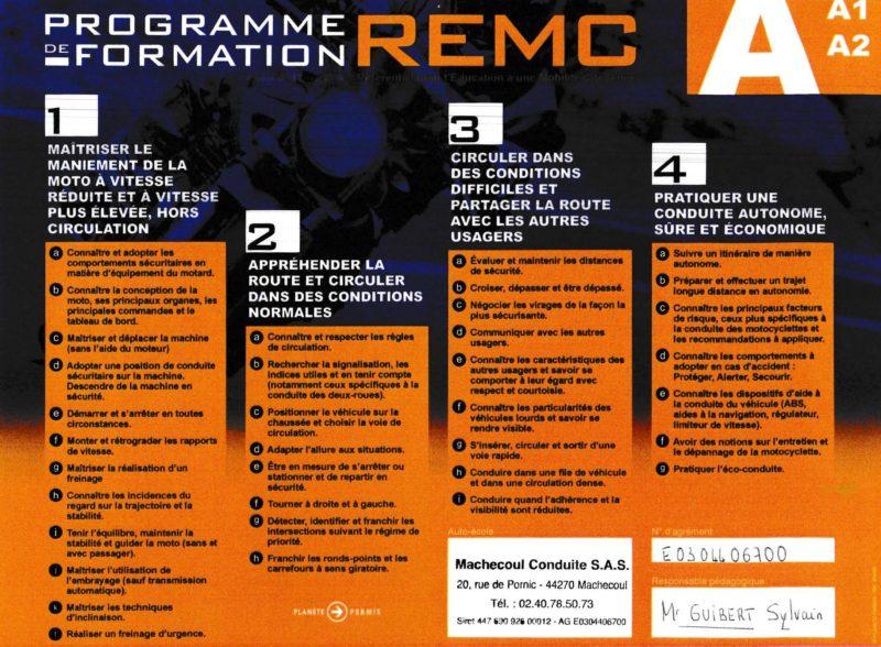REMC A